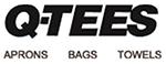 Q-Tees logo