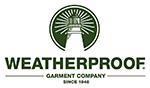 Weatherproof logo